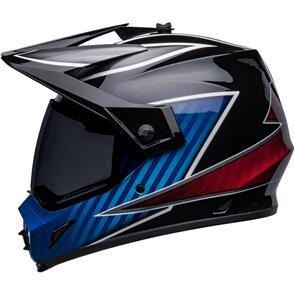 BELL MOTO HELMETS 2022 MX-9 ADVENTURE DALTON BLACK/BLUE